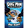 Dog Man #4: Dog Man and Cat Kid: From the Creator of Captain Underpants