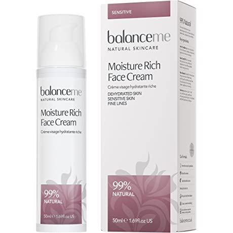 Moisture Rich Face Cream