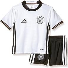 adidas Kinder Trikot UEFA Euro 2016 DFB Mini-Heimausrüstung