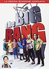 The Big Bang Theory  - Stagione 10 (3 Dvd)