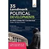 35 Landmark Political Developments for UPSC IAS/ IPS Prelim & Main Exams