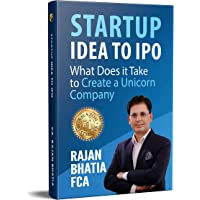 Startup Idea To IPO : What does it take to create a Unicorn Company