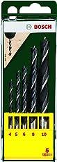 Bosch 5pcs Wood Drill Bit Set