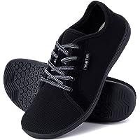 WHITIN Knit Chaussures de Barefoot Minimaliste Sport Baskets Homme Femme   Zero Drop