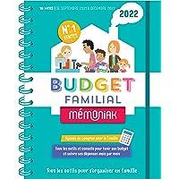 Budget familial Mémoniak 2021-2022