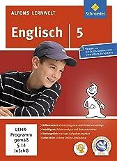 Alfons Lernwelt Englisch 5  Einzelplatzlizenz