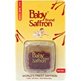Baby 100% Pure World's Finest Saffron (Kesar), 1 x 5 g