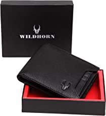 WildHorn Genuine Leather Wallet 015
