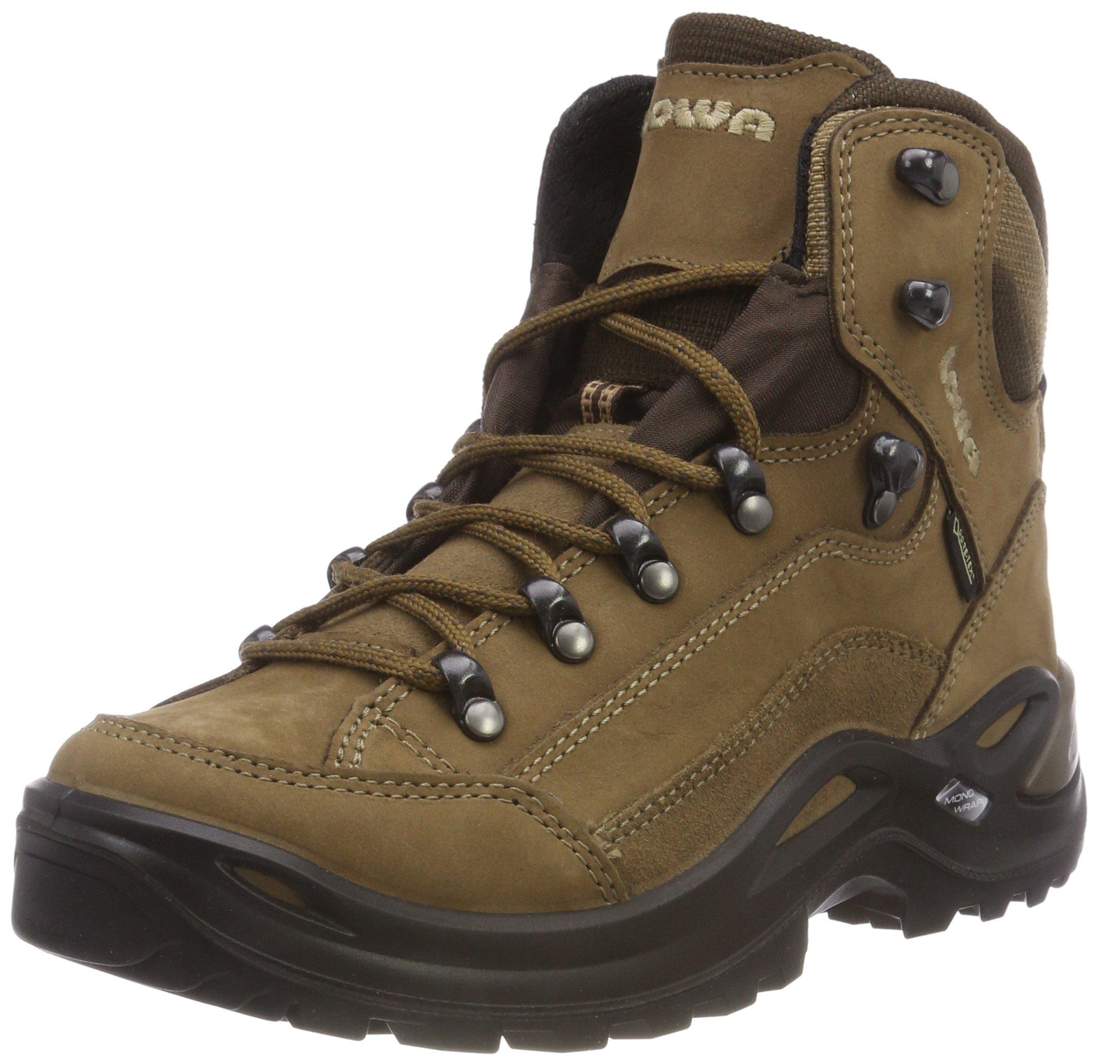 81Htjt42EJL - Lowa RENAGADE GTX MID Ws 320945/9768 Unisex-Adult Hiking Boot