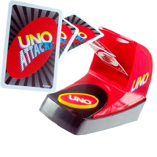 Uno Attack Launcher Simulator