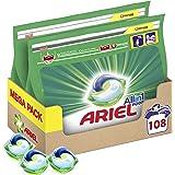 Ariel Pods Allin1 Detergente Lavadora Cápsulas, 108 Lavados (2 x 54), Original