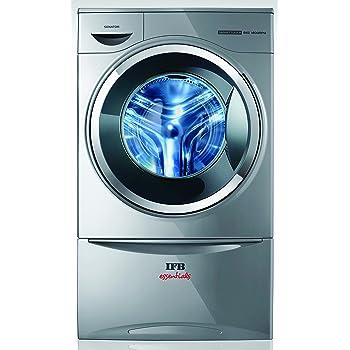 IFB 8 Kg Wi-Fi Front Loading Washing Machine (Senator Smart Touch SX 8.0kg 1400 RPM, Silver)