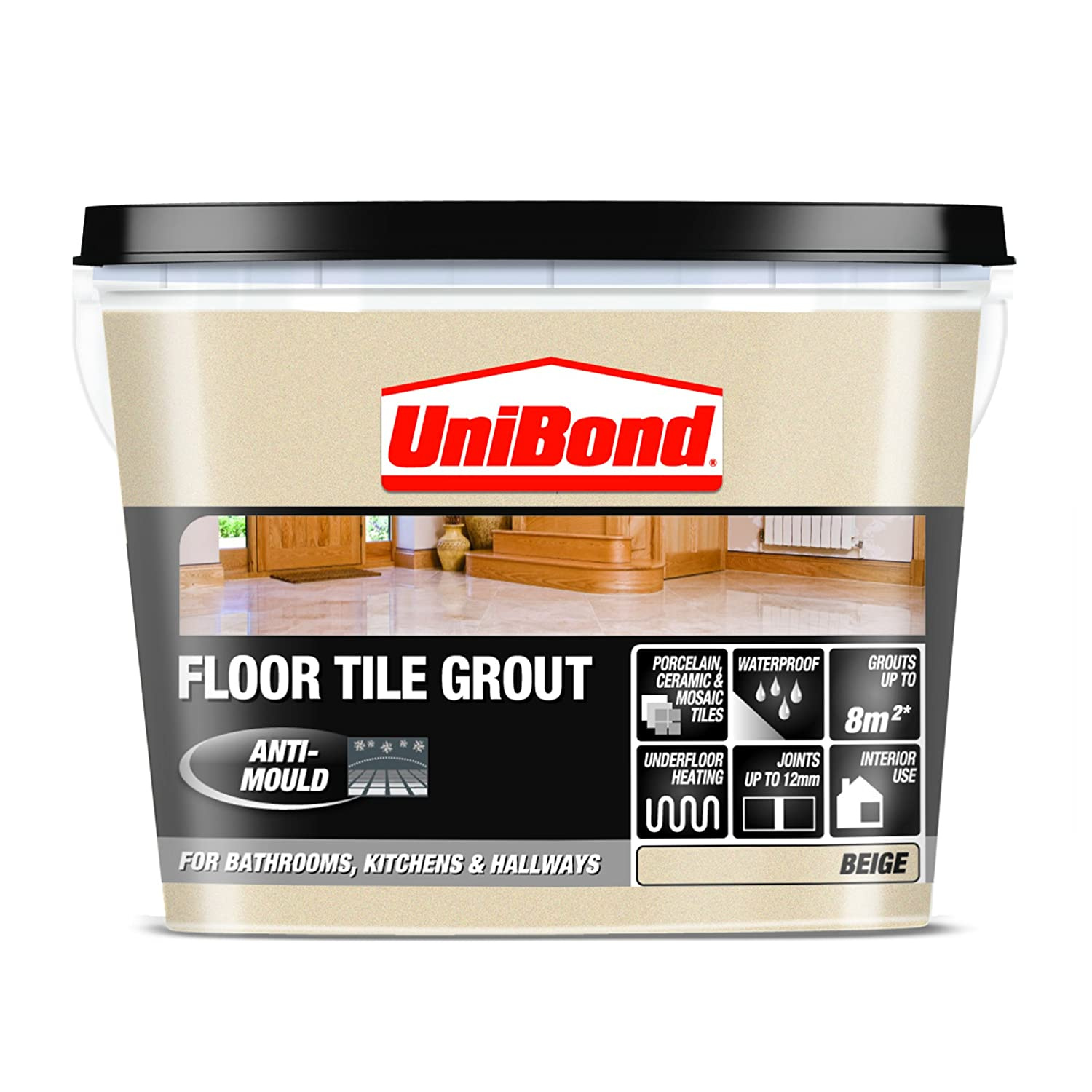 Unibond 1535346 wood floor tile adhesive and grout grey amazon unibond 1535346 wood floor tile adhesive and grout grey amazon diy tools dailygadgetfo Gallery