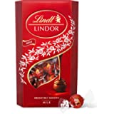 Lindt Lindor Milk Chocolate Truffles Box - approx. 48 Balls, 600 g - The Perfect Gift - Chocolate Balls with a Smooth…