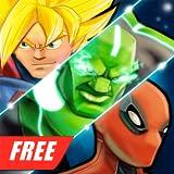 Super Héros Jeux de combat