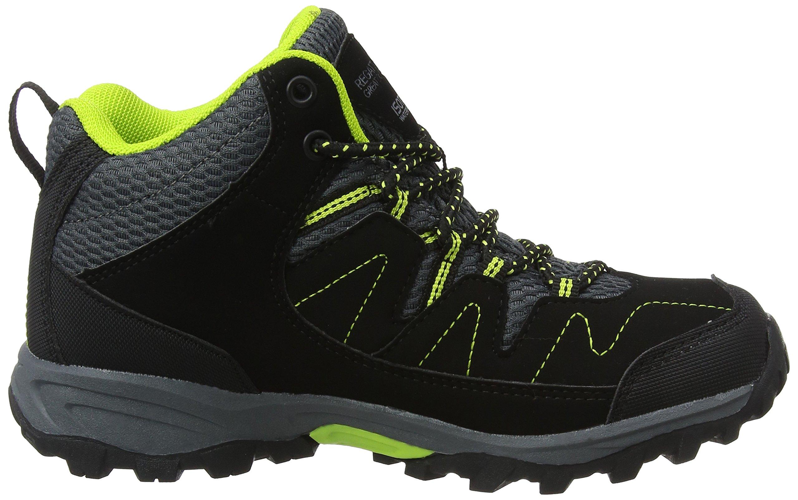Regatta Holcombe Mid Jnr, Unisex Kids' High Rise Hiking Boots 6