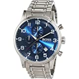 ساعة كاجوال للرجال من هوجو بوس HB1513183 ، أنالوج
