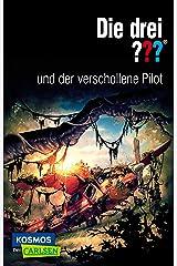 Die drei ???: und der verschollene Pilot Taschenbuch