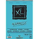 Canson XL Aquarelblok, DIN A3, Wit, 1 sTUK
