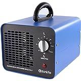 Commerciële ozongenerator, 10.000 mg/u Industriële ozonluchtreiniger, 220V ozonapparaat met timer voor kamers, rook, auto's e