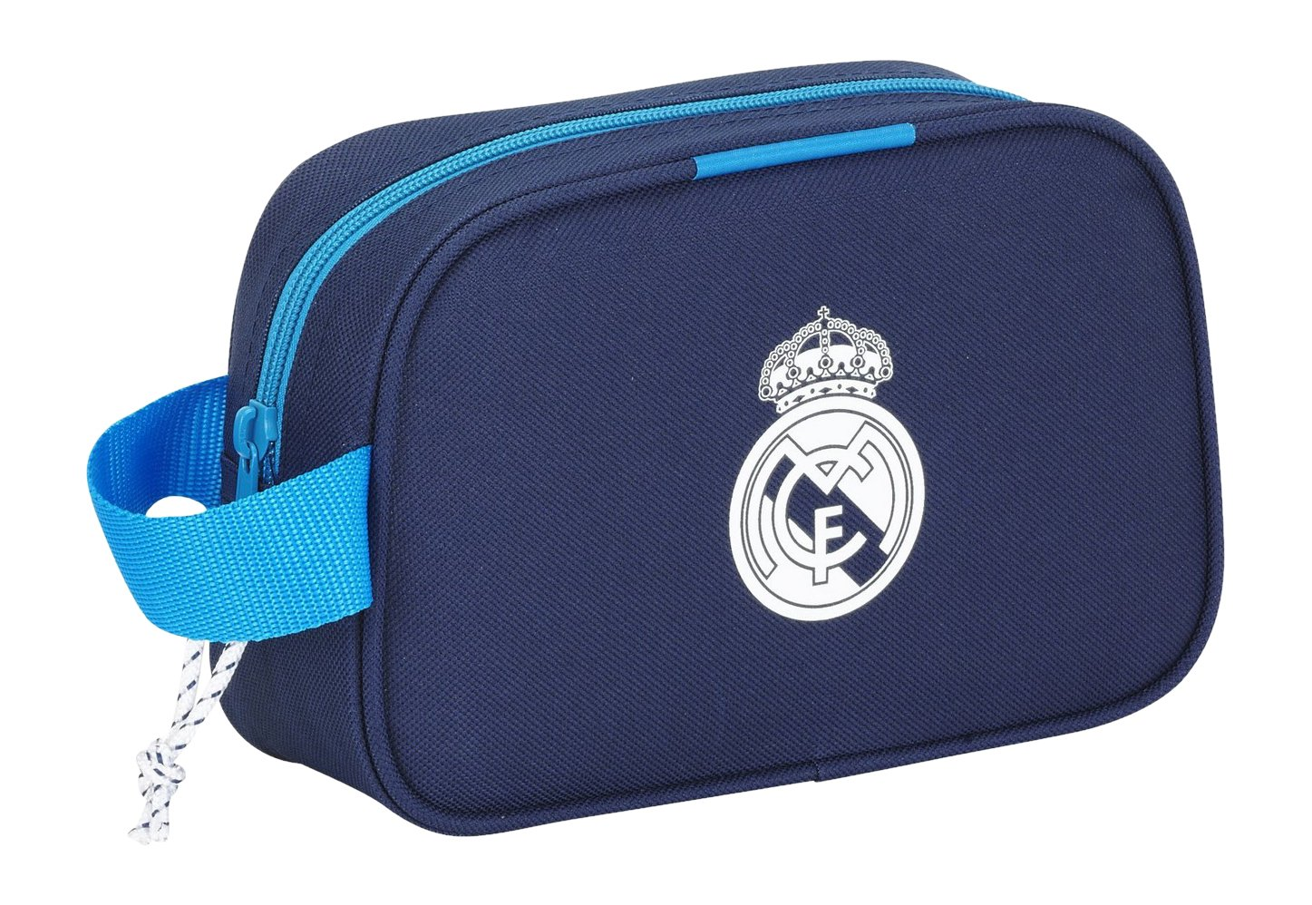 Safta 311278 Real Madrid 3 Neceser, Color Azul Marino