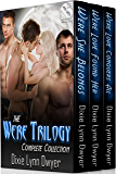 Were Trilogy Complete Collection [Box Set 77] (Siren Publishing Menage Everlasting) (English Edition)
