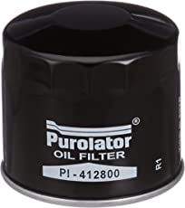 Purolator 412800I99 Spin On Oil Filter for Cars