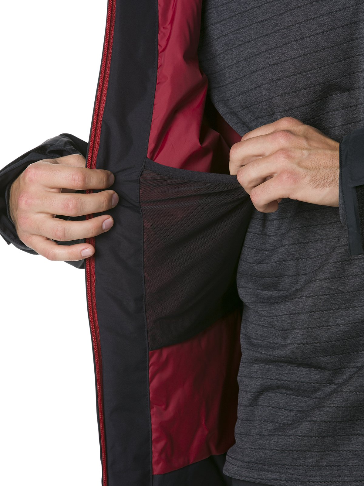 81HyGjQxW1L - Berghaus Men's Helionik Loft Gore-Tex Waterproof Jacket