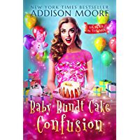 Baby Bundt Cake Confusion: Cozy Mystery (MURDER IN THE MIX Book 31) (English Edition)