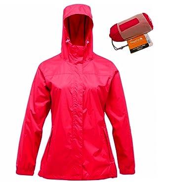 RRP £35 LADIES REGATTA LIGHTWEIGHT BREATHABLE WATERPROOF JACKET IN ...