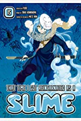 That Time I got Reincarnated as a Slime Vol. 15 (English Edition) Format Kindle