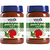 Veeba Pasta & Pizza Sauce, 280 g - Pack of 2