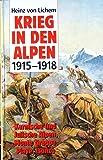 Krieg in den Alpen 1915-1918