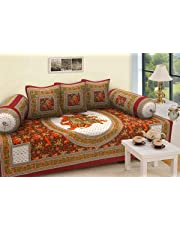 Rajasthanikart 100% Cotton Jaipuri Traditional Elephant Print