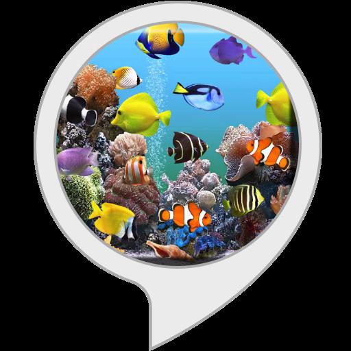 Aquarium-Bildschirmschoner -