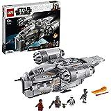 LEGO Star Wars The Mandalorian Navetta da Trasporto Cacciatore di Taglie Astronave Giocattolo con la Minifigure del…
