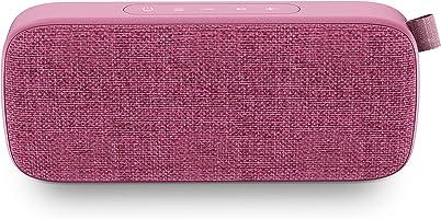 Energy Sistem Fabric Box 3 + Trend Grape Portable Speaker, Pink - 447022