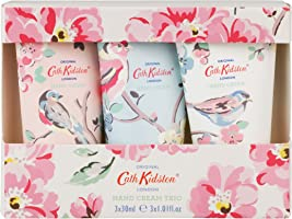 Cath Kidston Assorted Blossom Birds Hand Cream Trio, 3 x 30 ml
