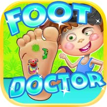 Crazy Foot Doctor Surgery Spa Adventure Hospital Free