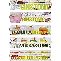 Té Tonic 5 Nano Bundle Gift Set - vari gusti di aromi per i cocktail più popolari - 30 sacchetti