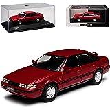 Mazda 626 Metallic Dunkelrot 1990 Modellauto Fertigmodell Whitebox 1 43 Spielzeug