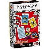 Friends, Warner Bros - La Roue de L'Embobineur Quiz - Le Mystificateur, Bamboozle - Jeu de Cartes Adulte - Série TV