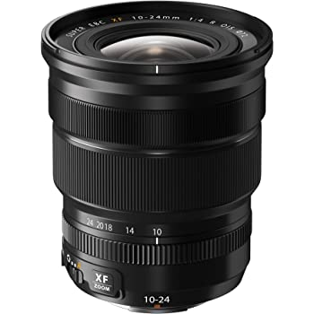 Fujifilm Fujinon XF10-24MMF4 R OIS Objektiv schwarz