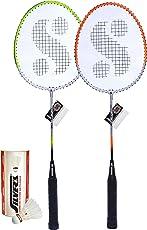 Silver's SIL-SB770 Combo-5 Aluminum Badminton Set