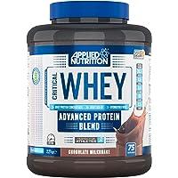 Applied Nutrition Critical Whey Protein, Chocolate Milkshake Flavour, 2.27 kg