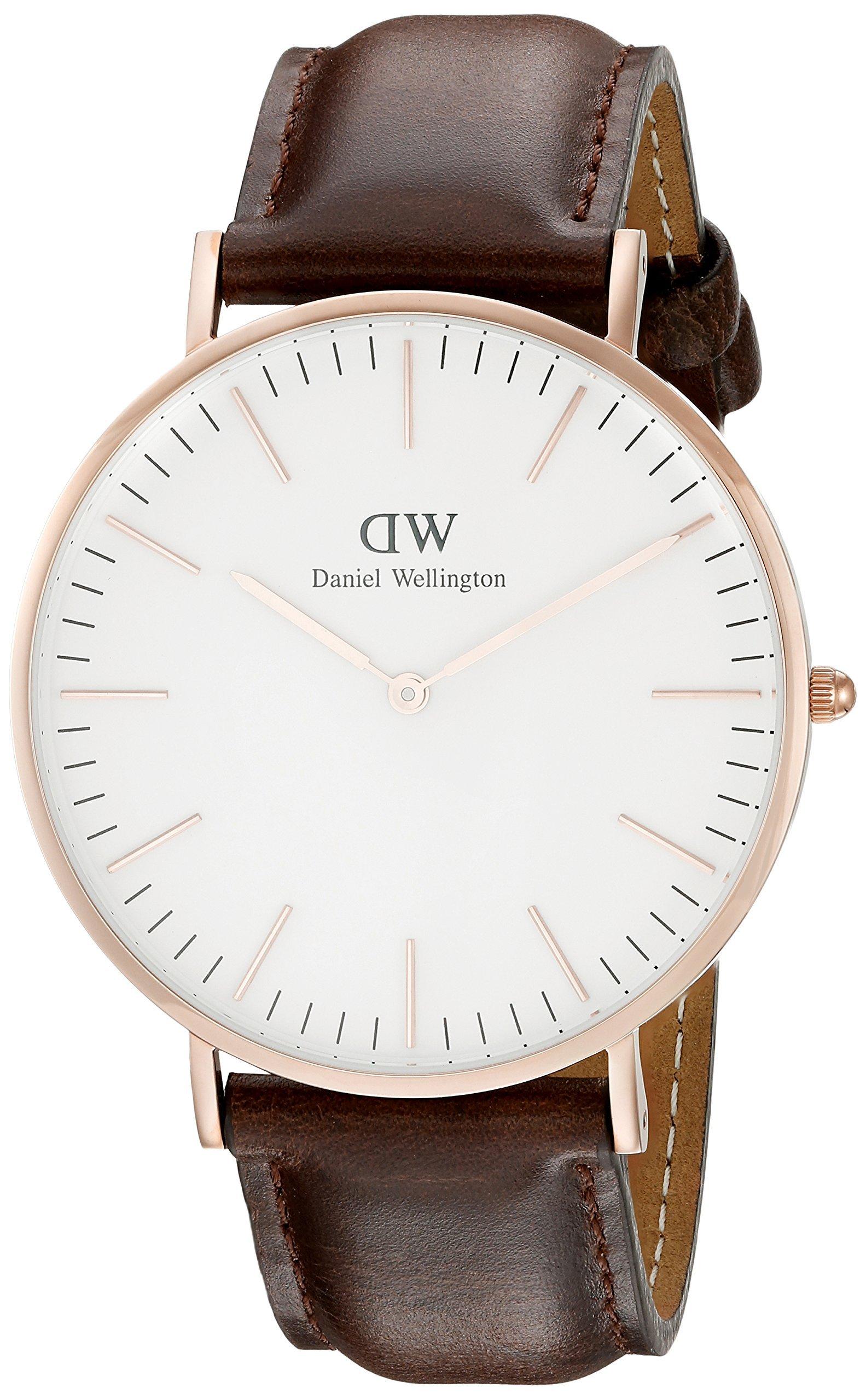 Daniel Wellington Reloj con Correa de Acero para Hombre 0109DW