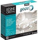Pébéo Kit résine cristal 150 ml Transparente