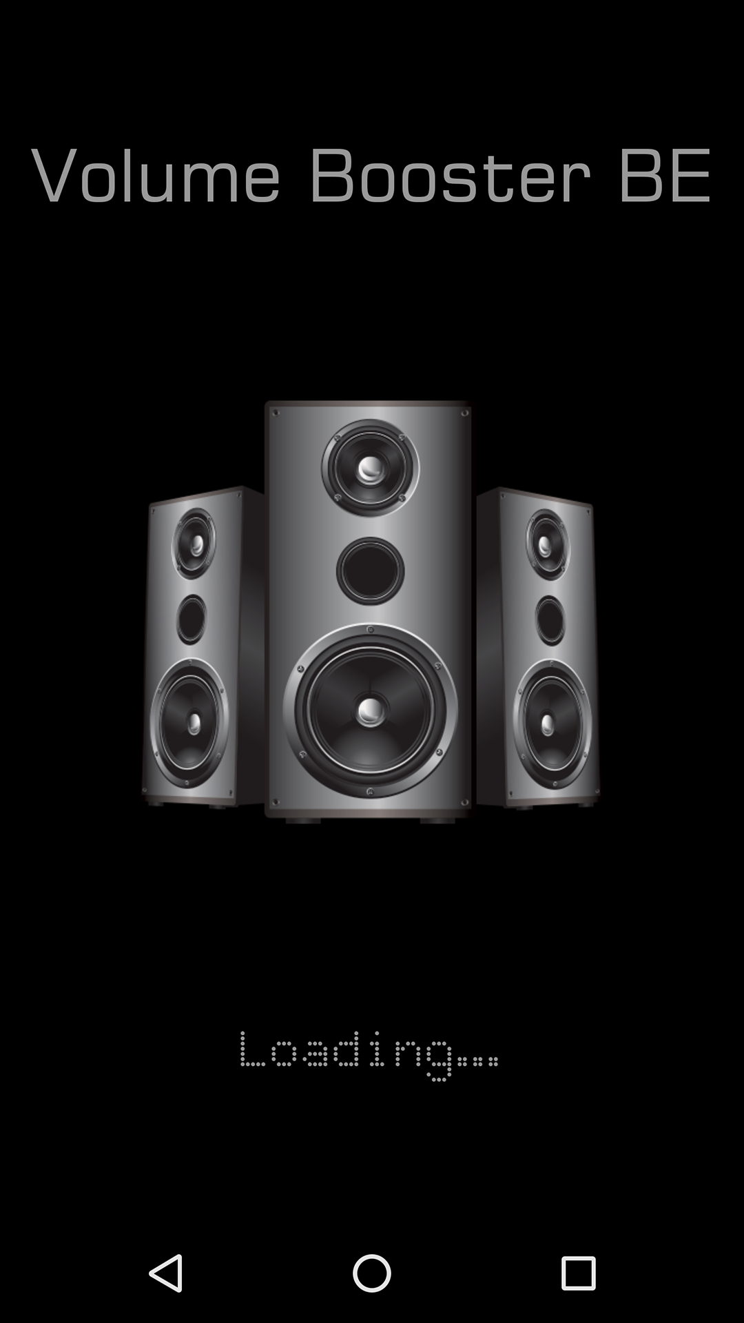 Zoom IMG-2 volume booster black edition