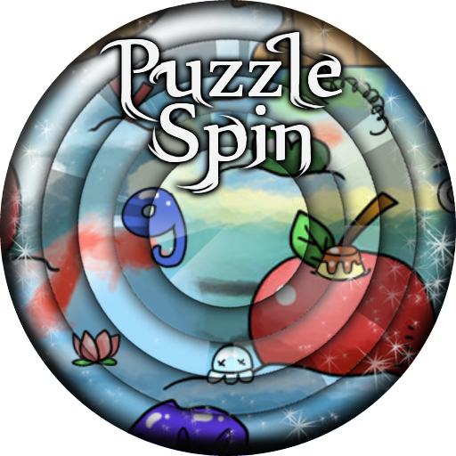 Emma Halloween Puzzle Spin