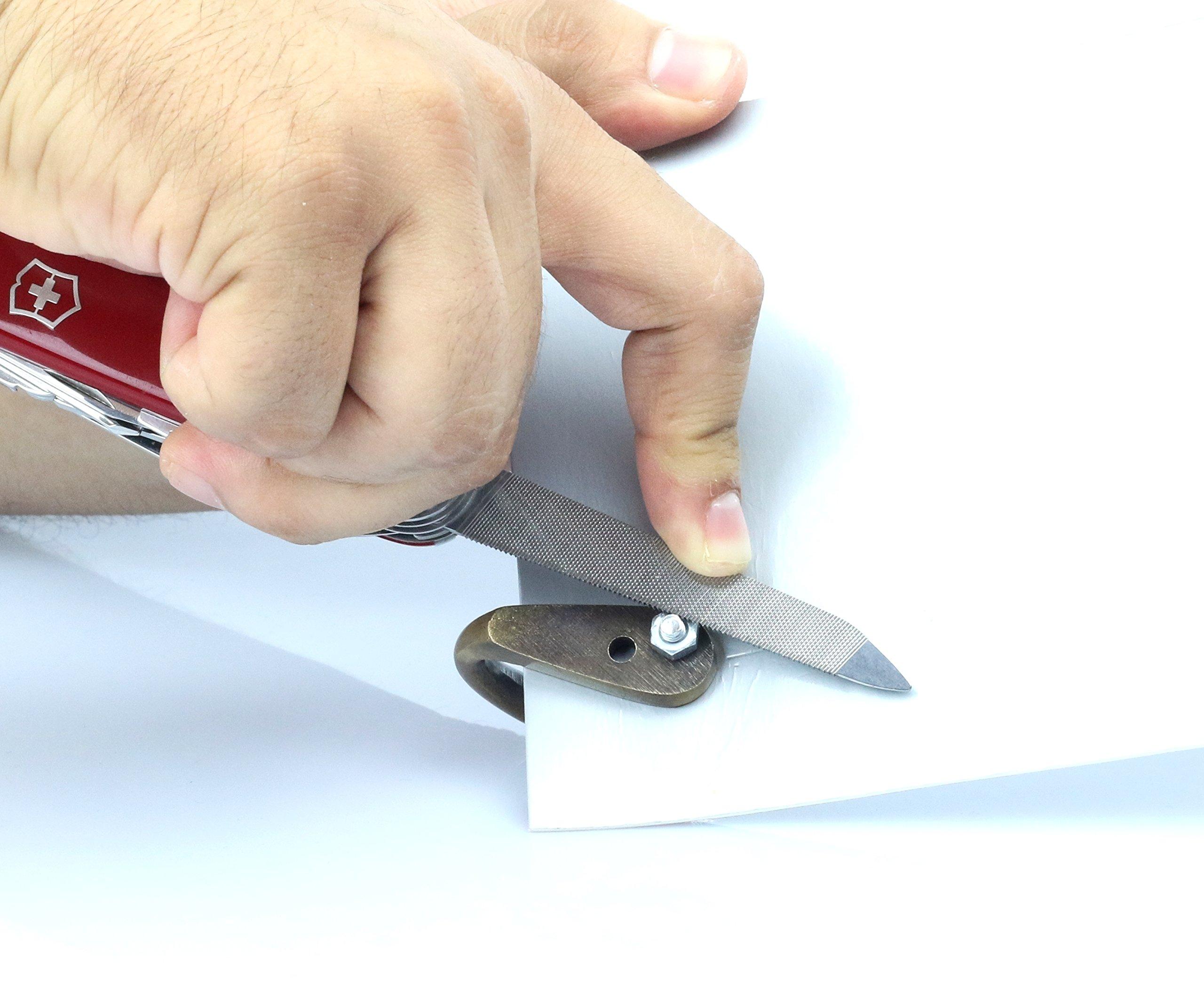 Victorinox Taschenwerkzeug Offiziersmesser Swiss Champ Rot Swisschamp Officer's Knife, Red, 91mm 28